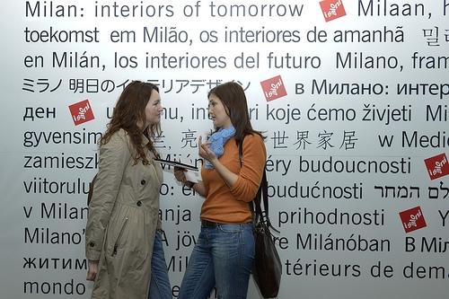 Foire meuble Milan 2013